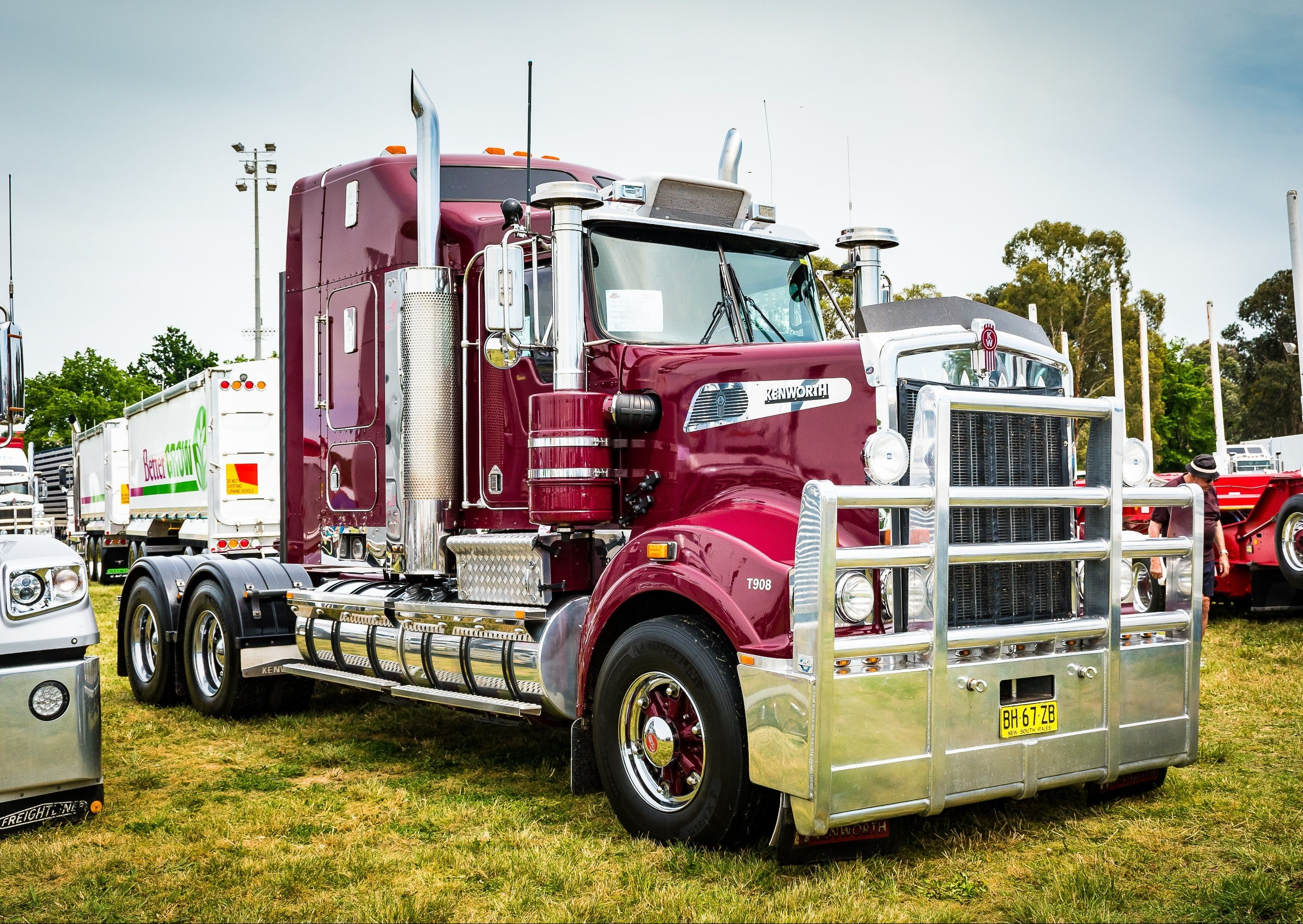 Dane Ballinger Memorial Truck Show - Accommodation Sydney