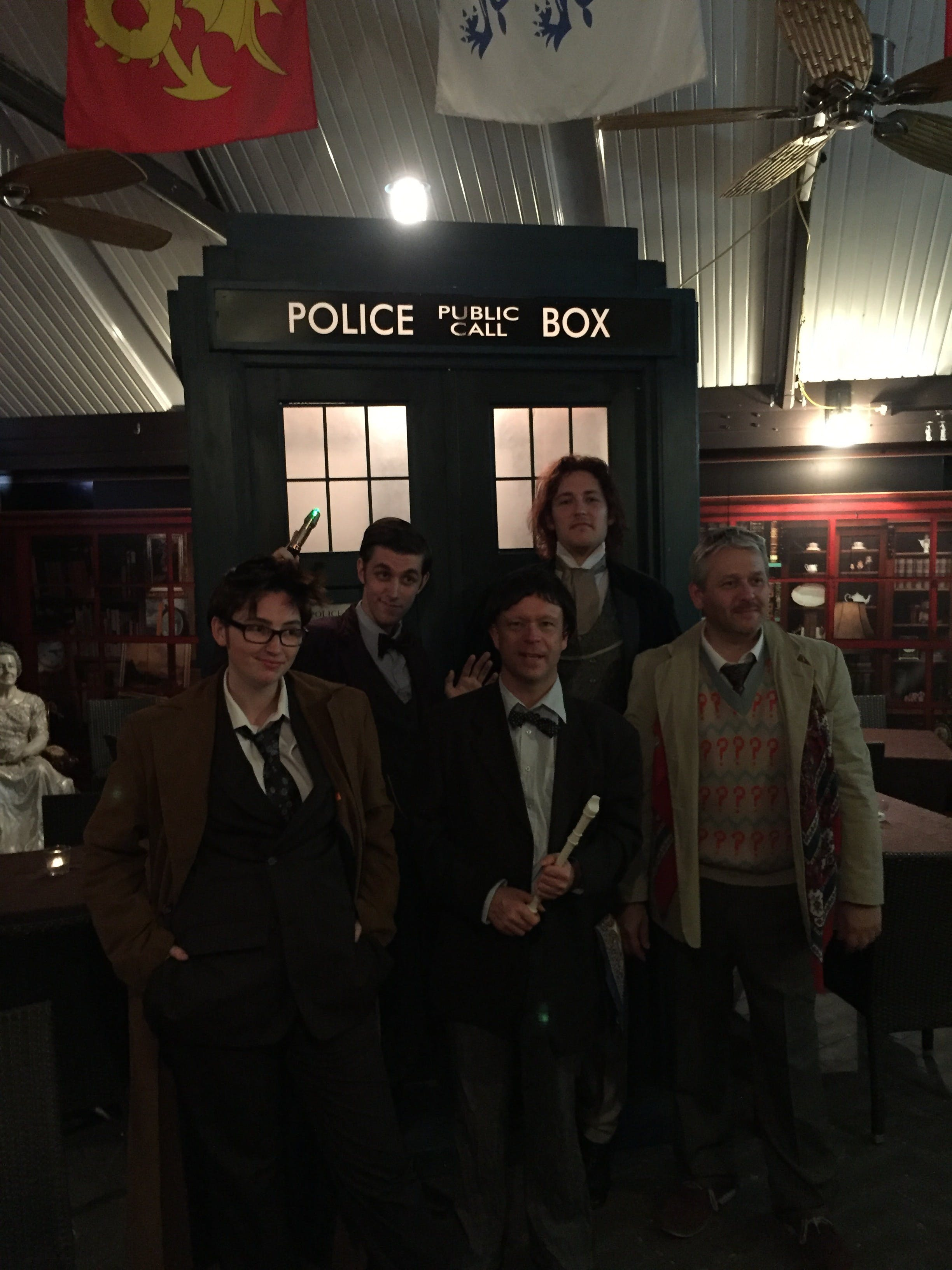 Dr Who Quiz Night - Accommodation Sydney