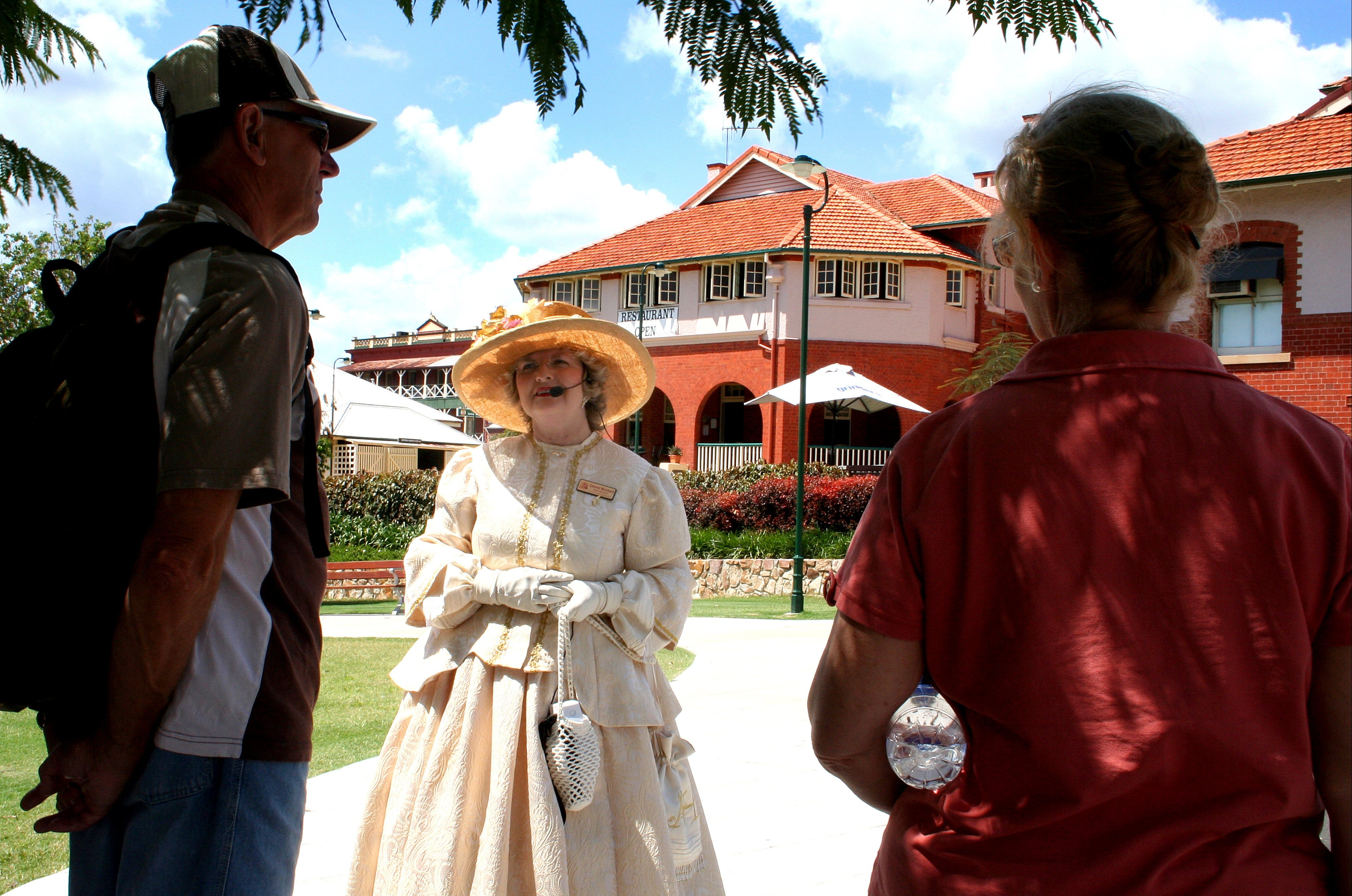 Free Guided Maryborough Heritage Walk Tour - Accommodation Sydney
