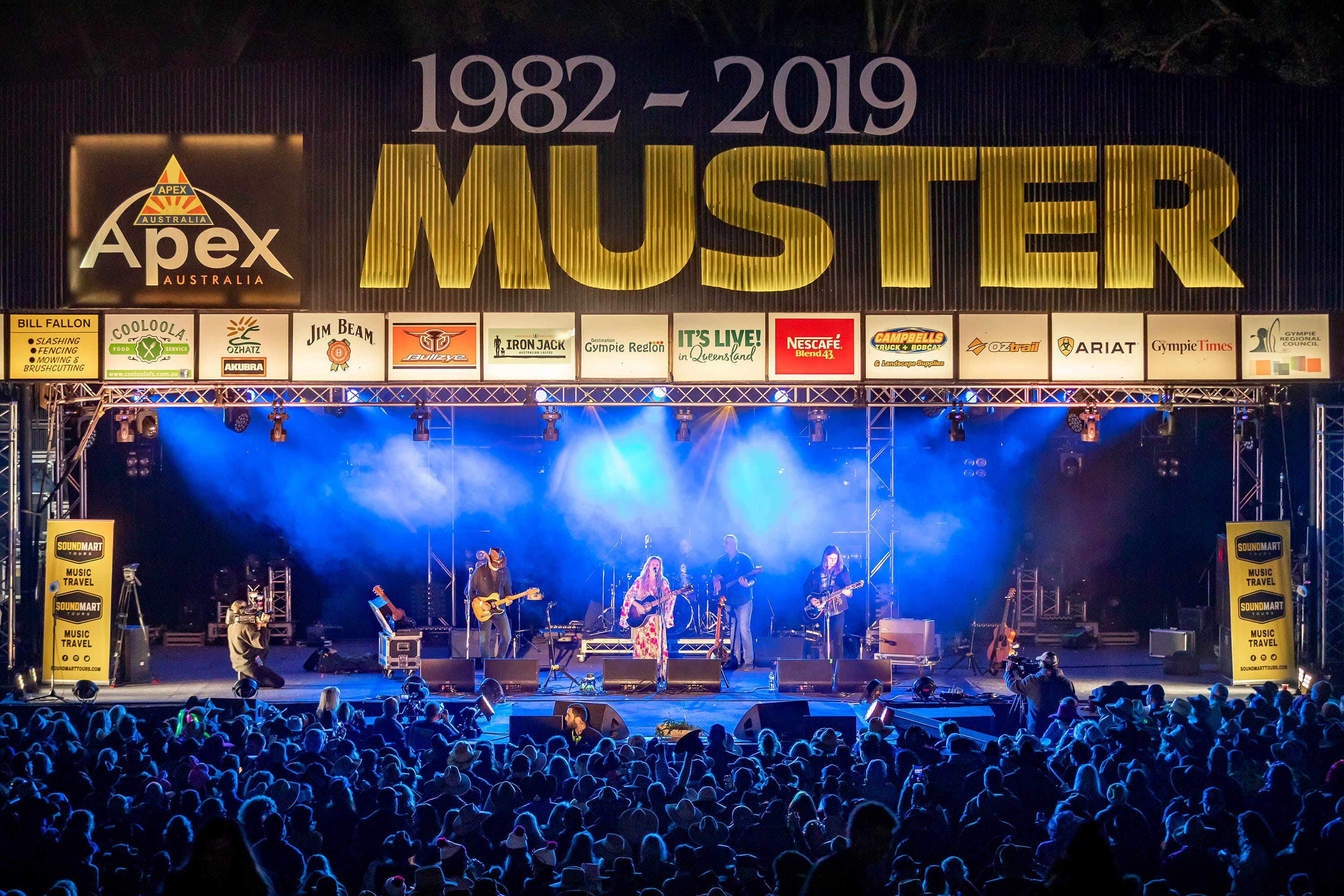 Gympie Music Muster - Accommodation Sydney