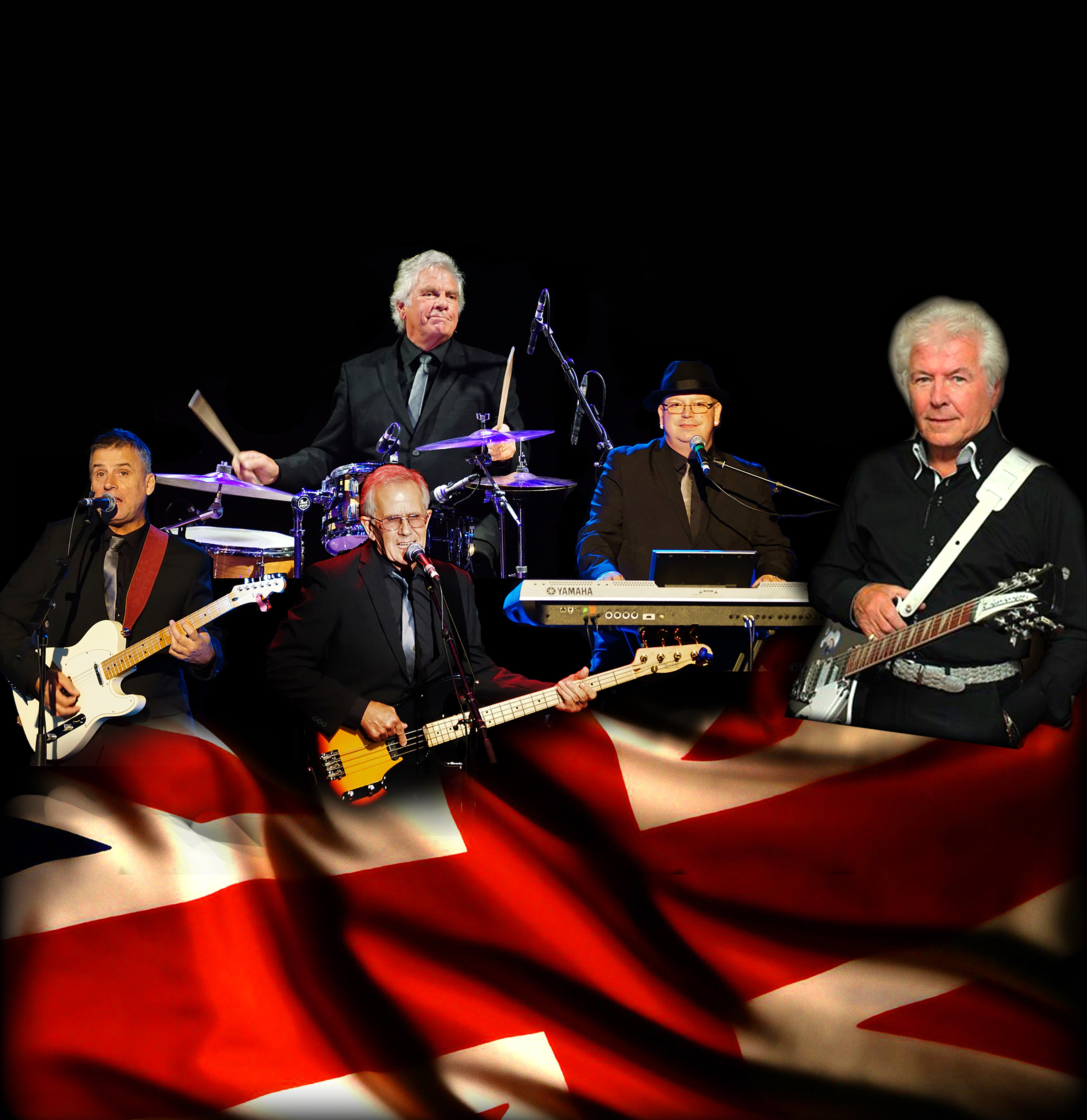 Herman's Hermits with Special Guest Mike Pender - The Six O'Clock Hop - Accommodation Sydney