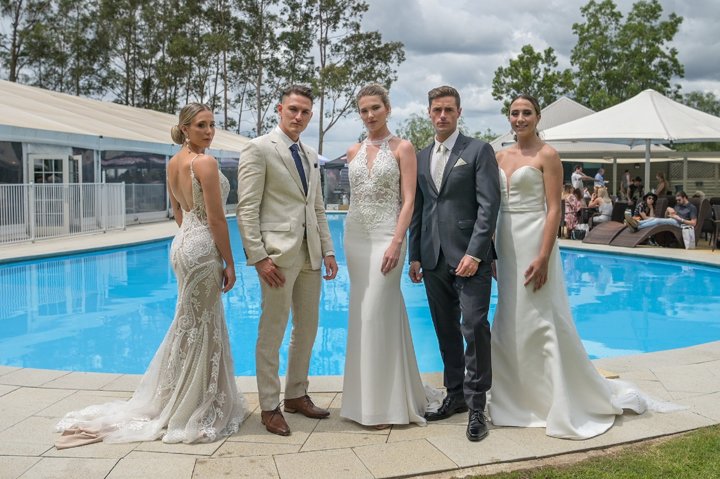 Hunter Events Wedding and Wine Festival - Accommodation Sydney