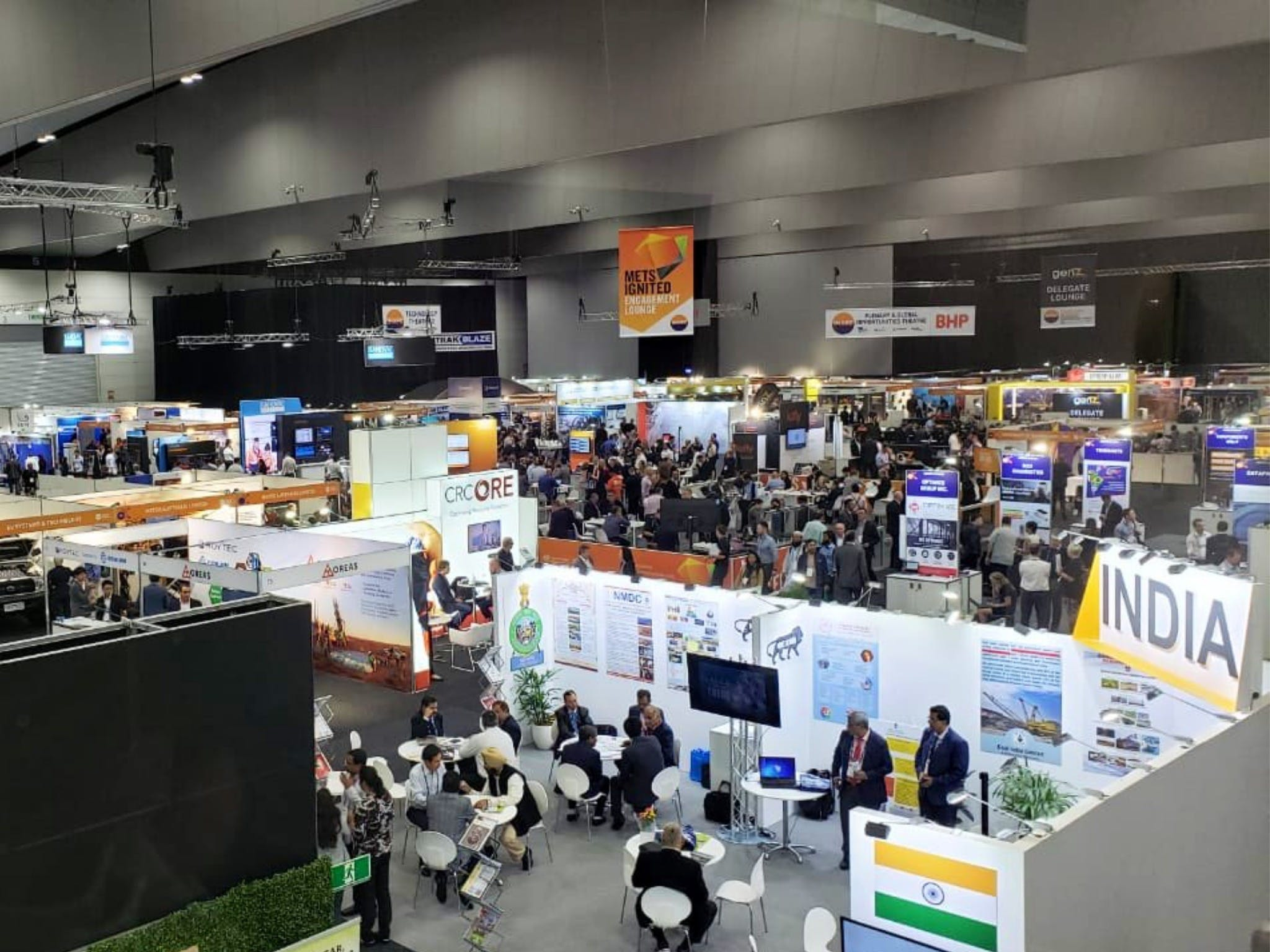International Mining and Resources Conference IMARC - Accommodation Sydney
