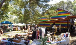 Nimbin Markets - Accommodation Sydney