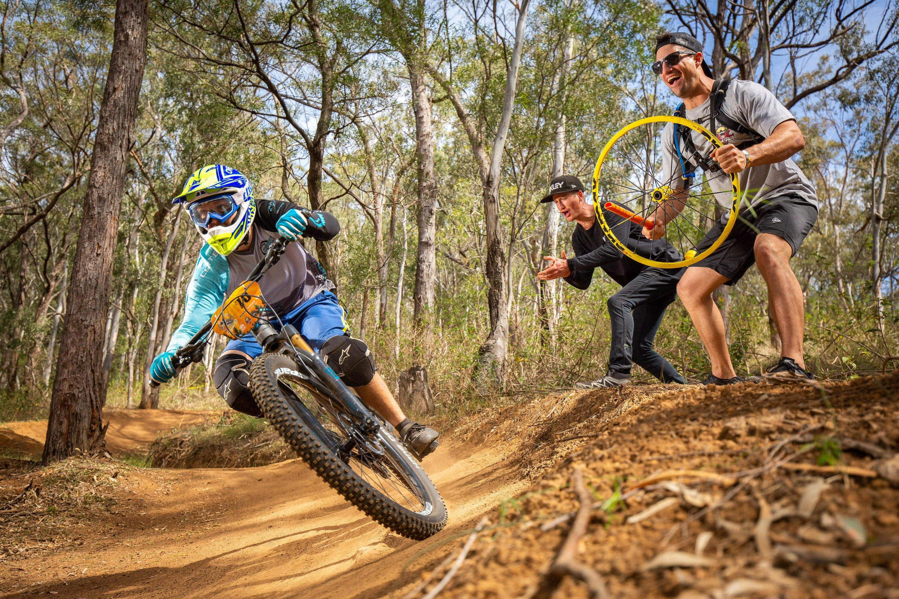 NSW State Downhill Mountain Bike Championships - Accommodation Sydney