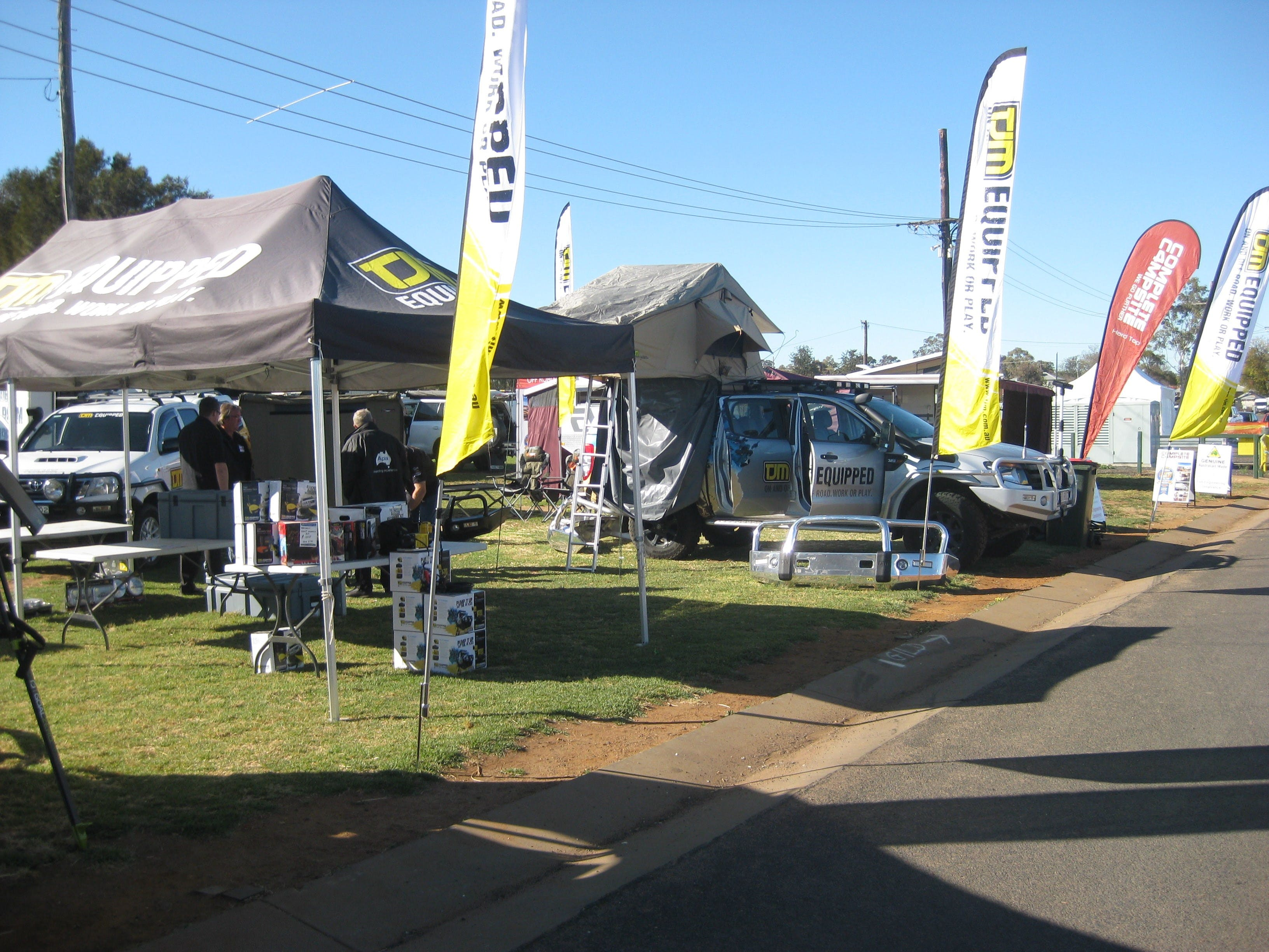 Orana Caravan Camping 4WD Fish and Boat Show - Accommodation Sydney