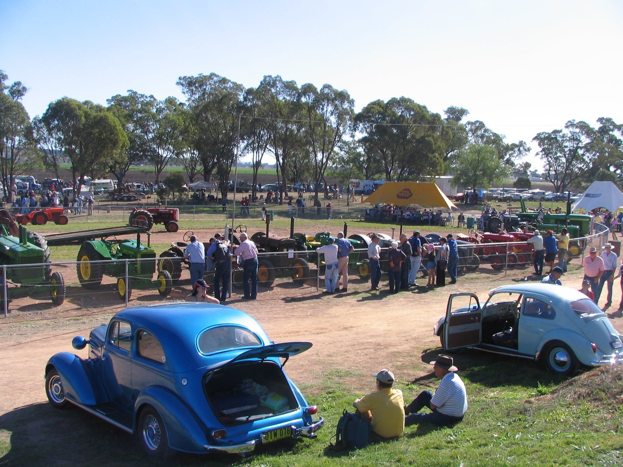Quirindi Rural Heritage Village - Vintage Machinery and Miniature Railway Rally and Swap Meet - Accommodation Sydney