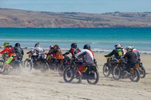 Sellicks Beach Historic Motorcycle Races - Accommodation Sydney