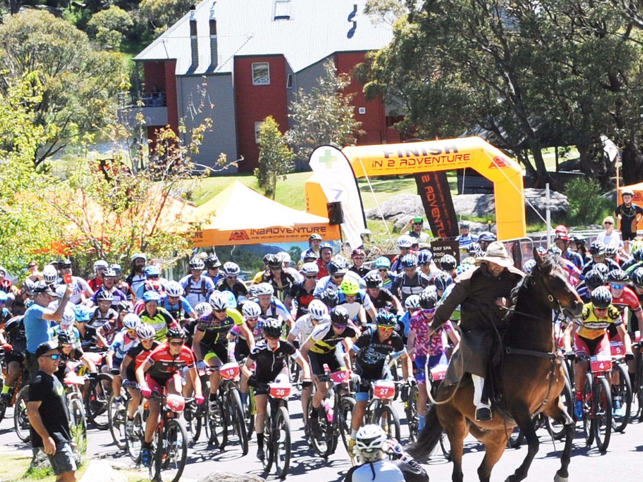 Snowies MTB Festival - Accommodation Sydney
