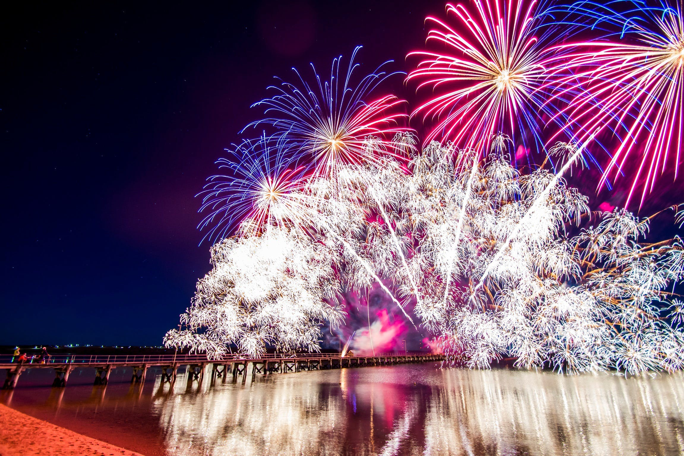 Streaky Bay New Years Eve Children's Festival and Fireworks - Accommodation Sydney
