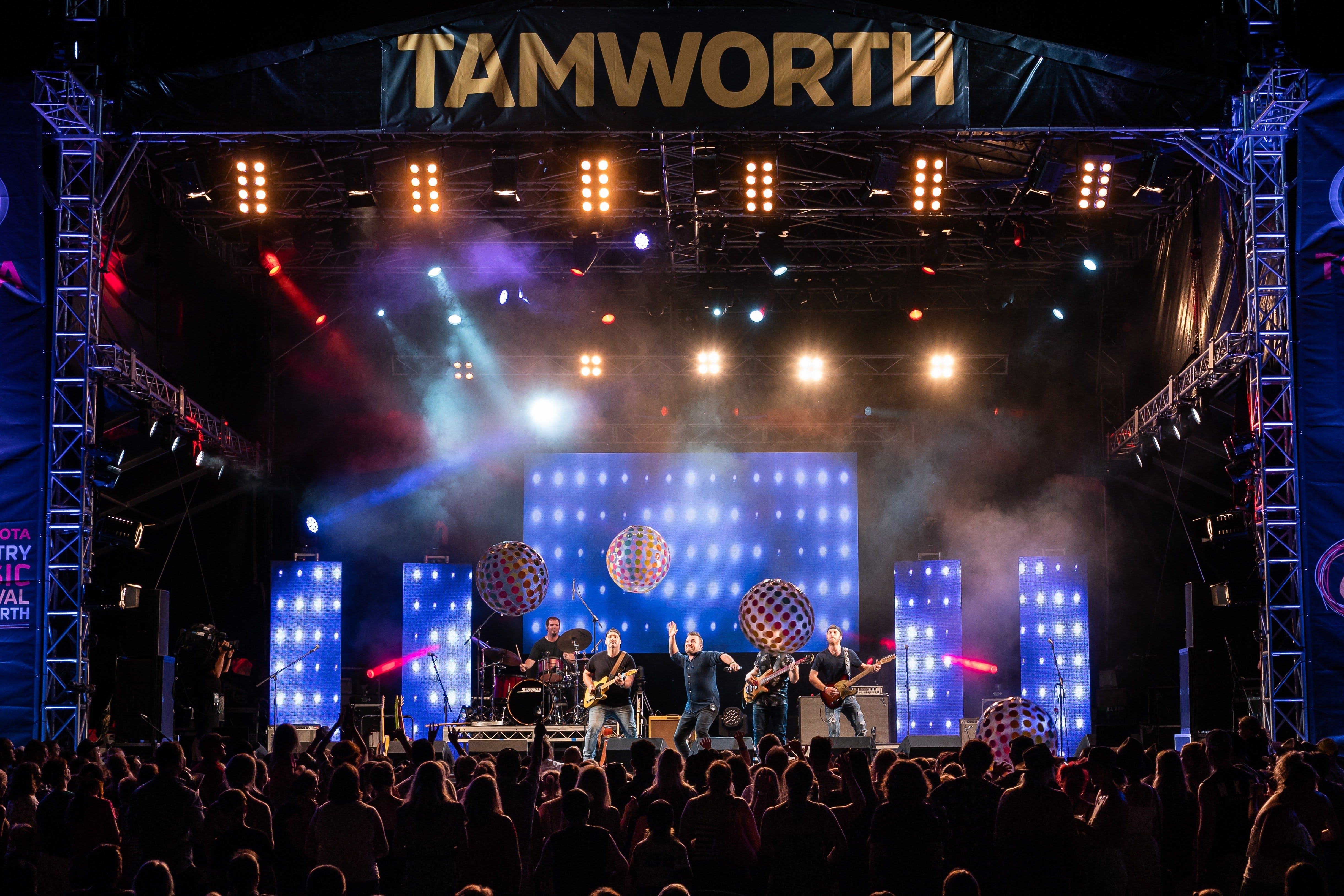 Toyota Country Music Festival Tamworth - Accommodation Sydney