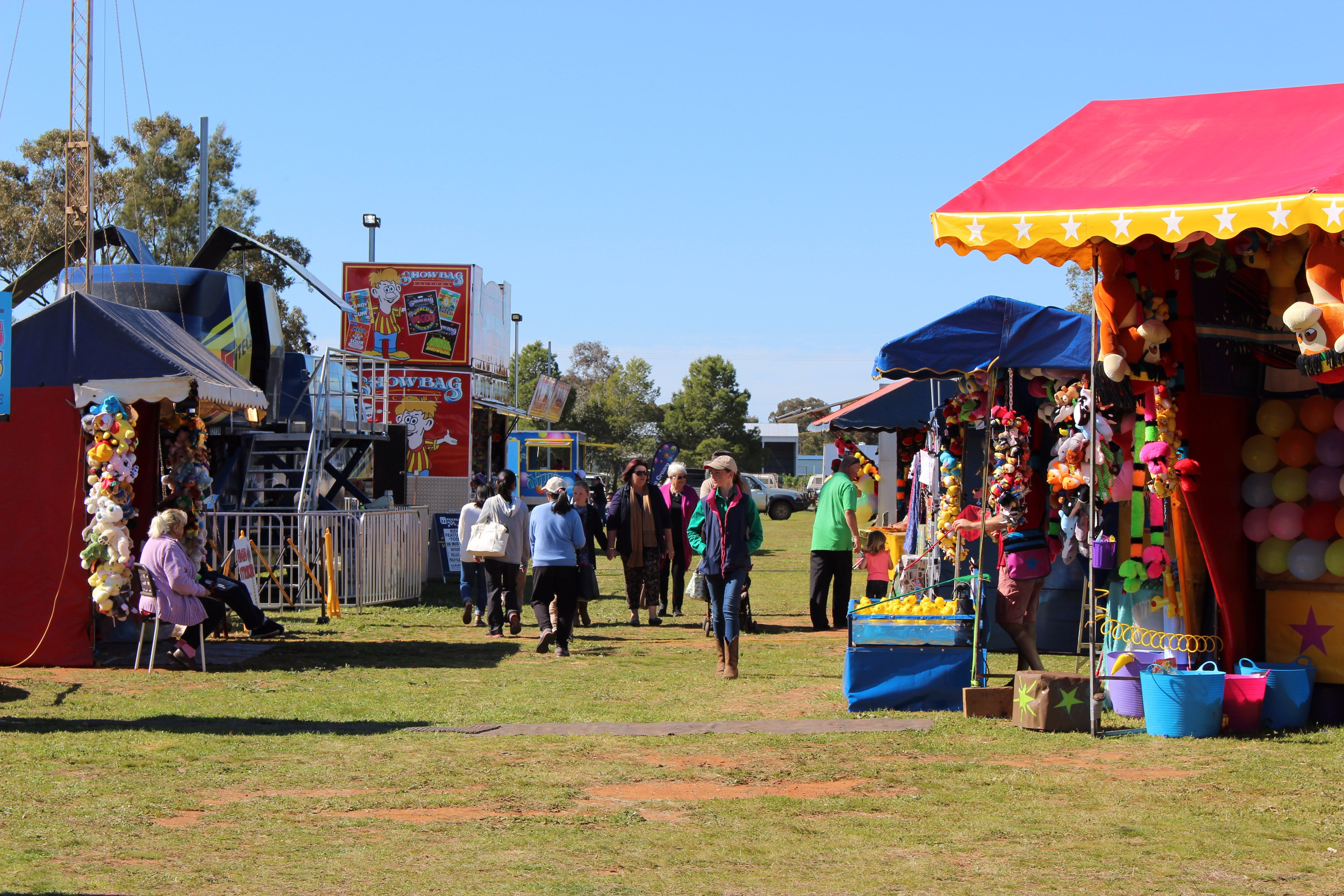 Trundle Agricultural Show - Accommodation Sydney