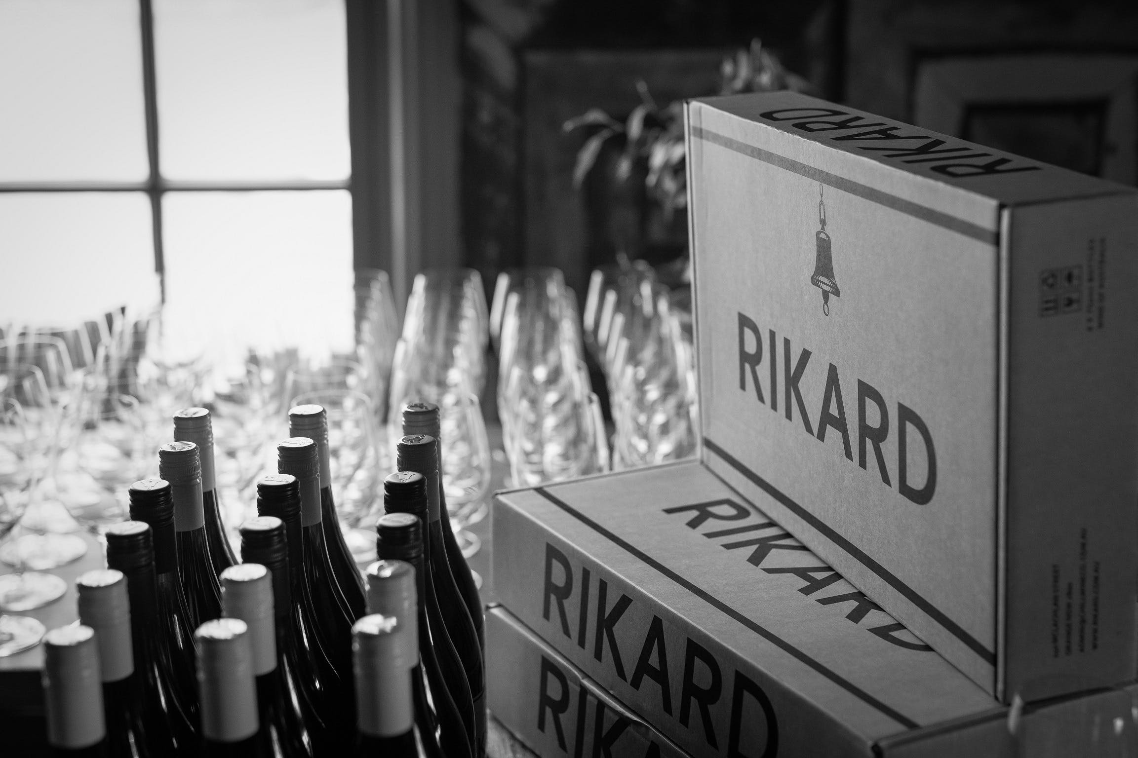 Vin Vertical - Five Years of RIKARD Pinot Noir - Accommodation Sydney