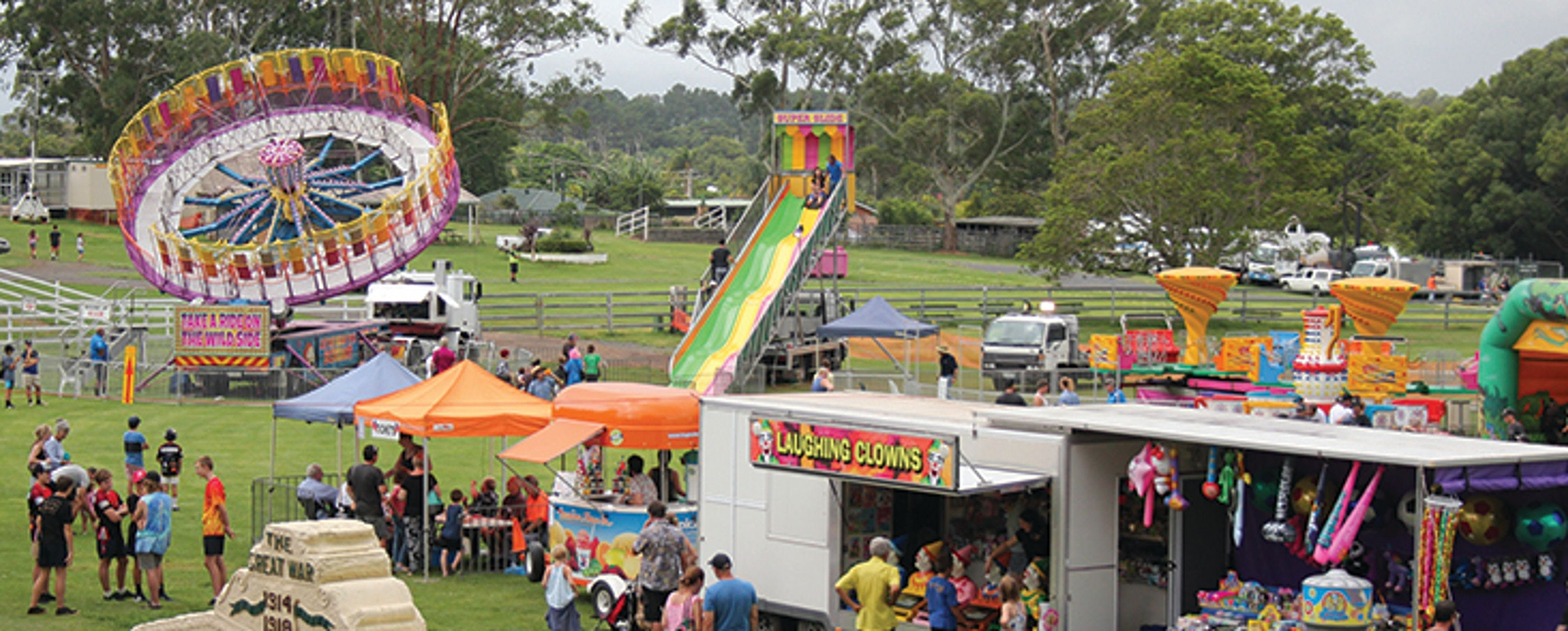 Alstonville Agricultural Society Show - Accommodation Sydney