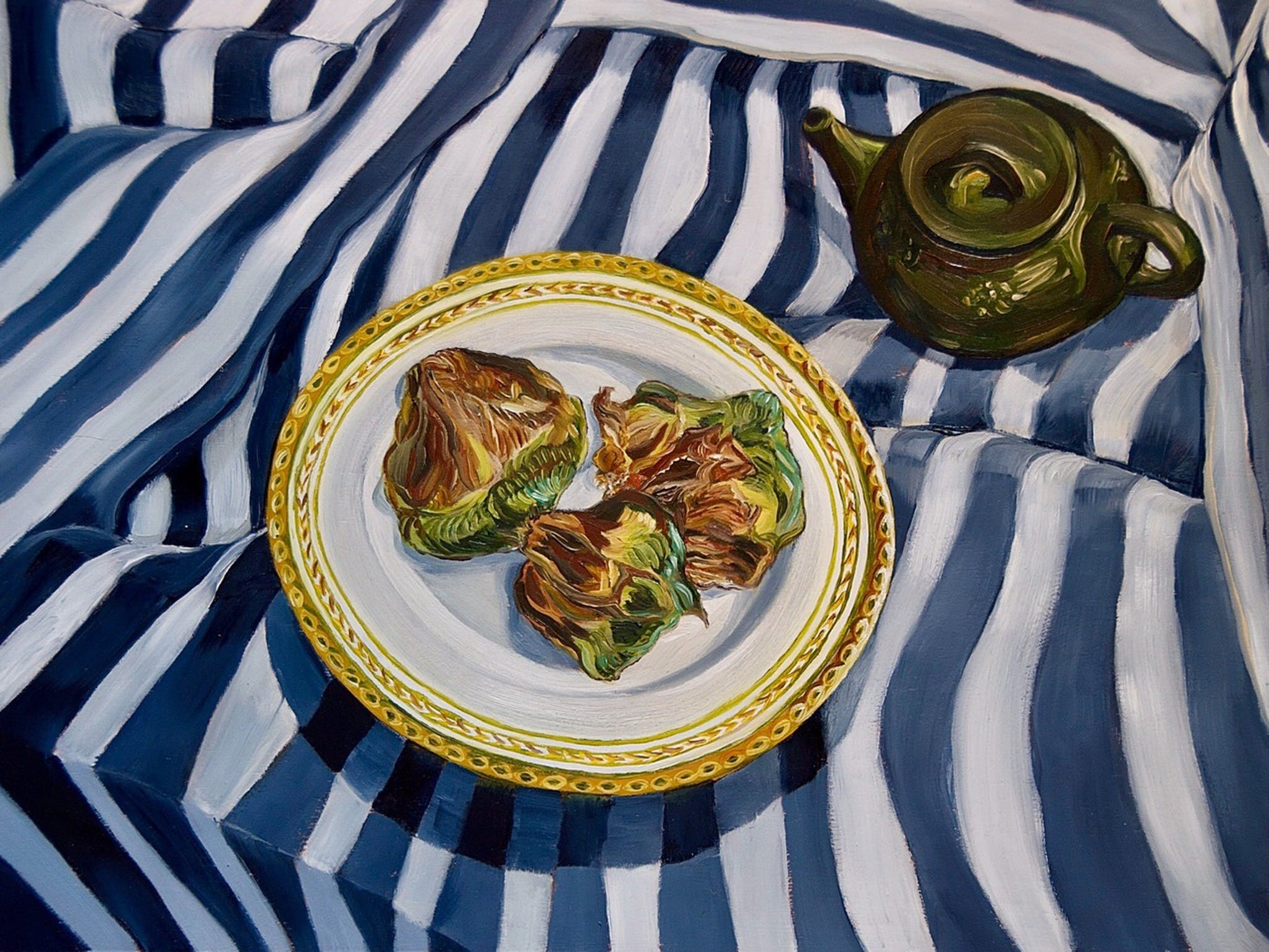 A Still Life - solo exhibition  Karen Sedaitis - Accommodation Sydney