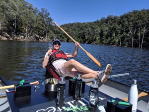 Canoes Champagne and Canaps - Accommodation Sydney
