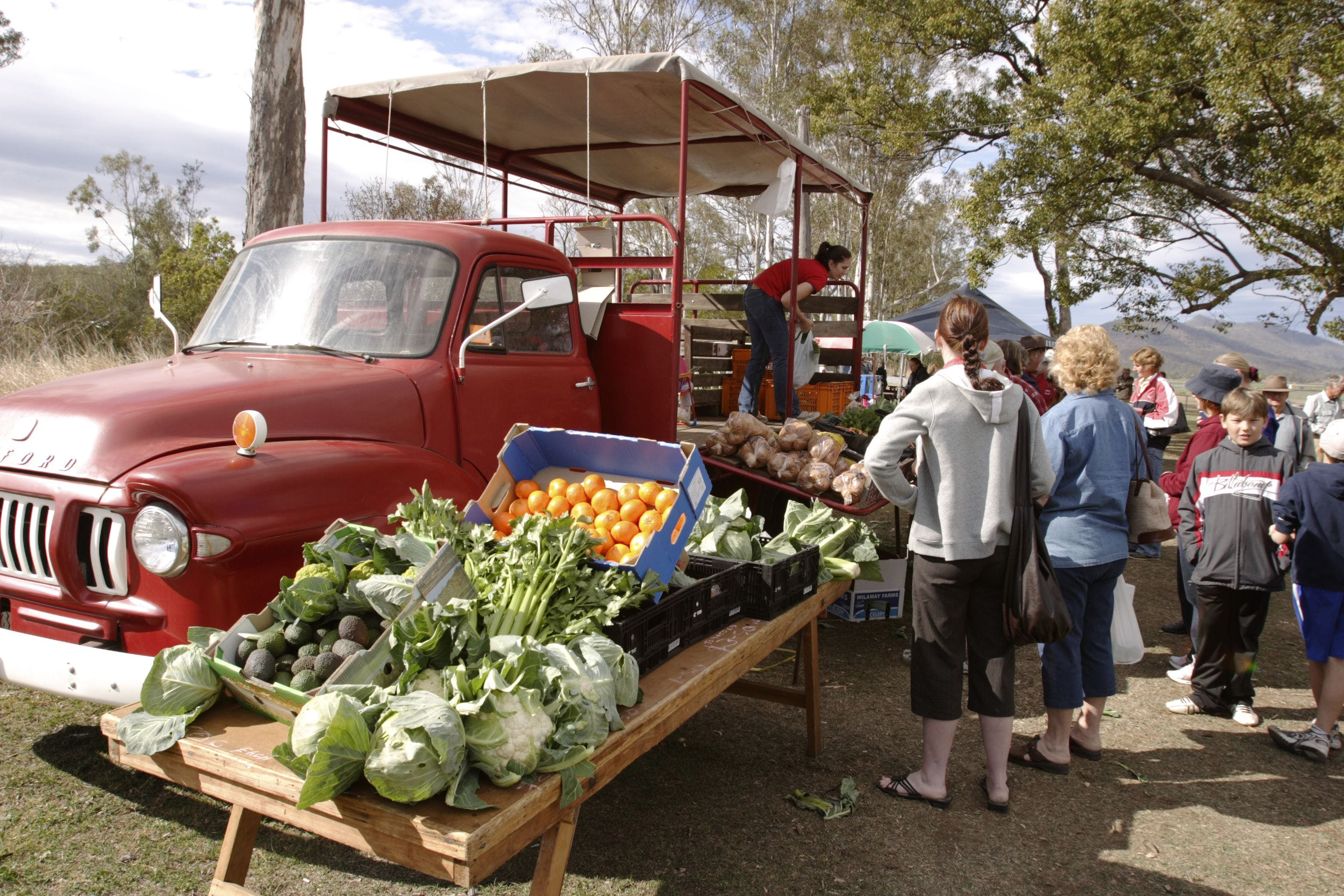 Murphys Creek Markets - Accommodation Sydney