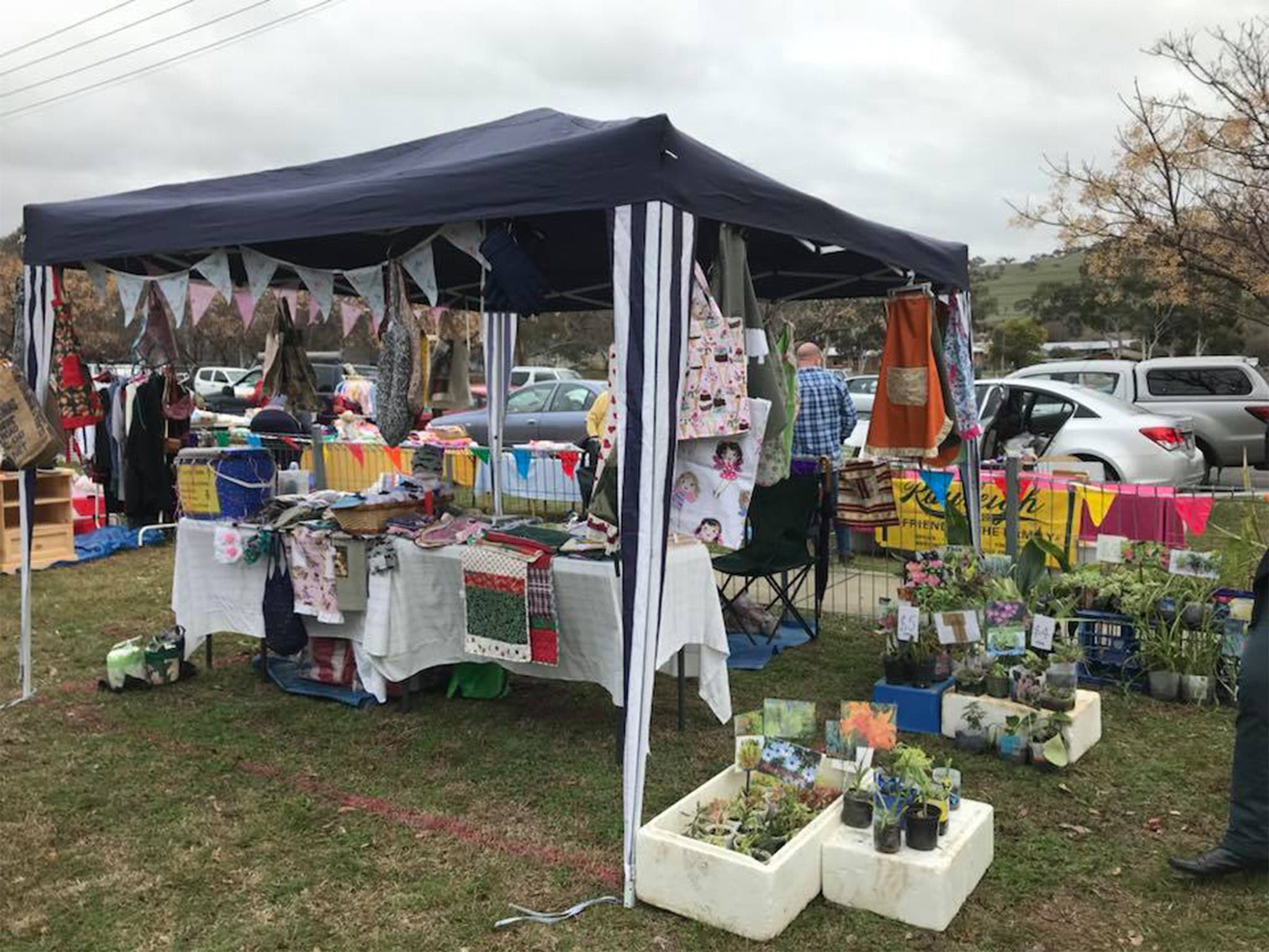 Perthville Village Fair - Accommodation Sydney