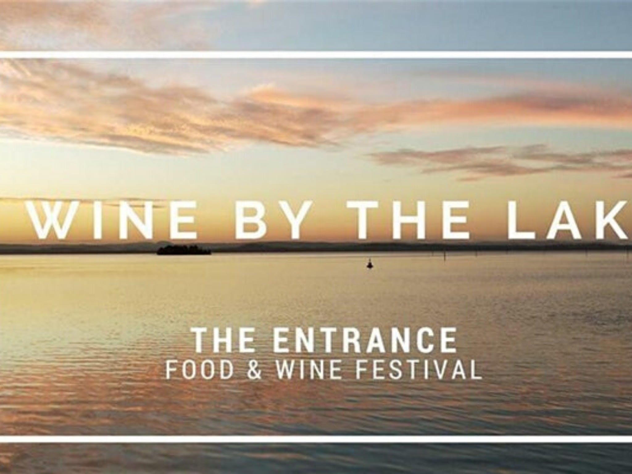 The Entrance Food and Wine Festival - Accommodation Sydney