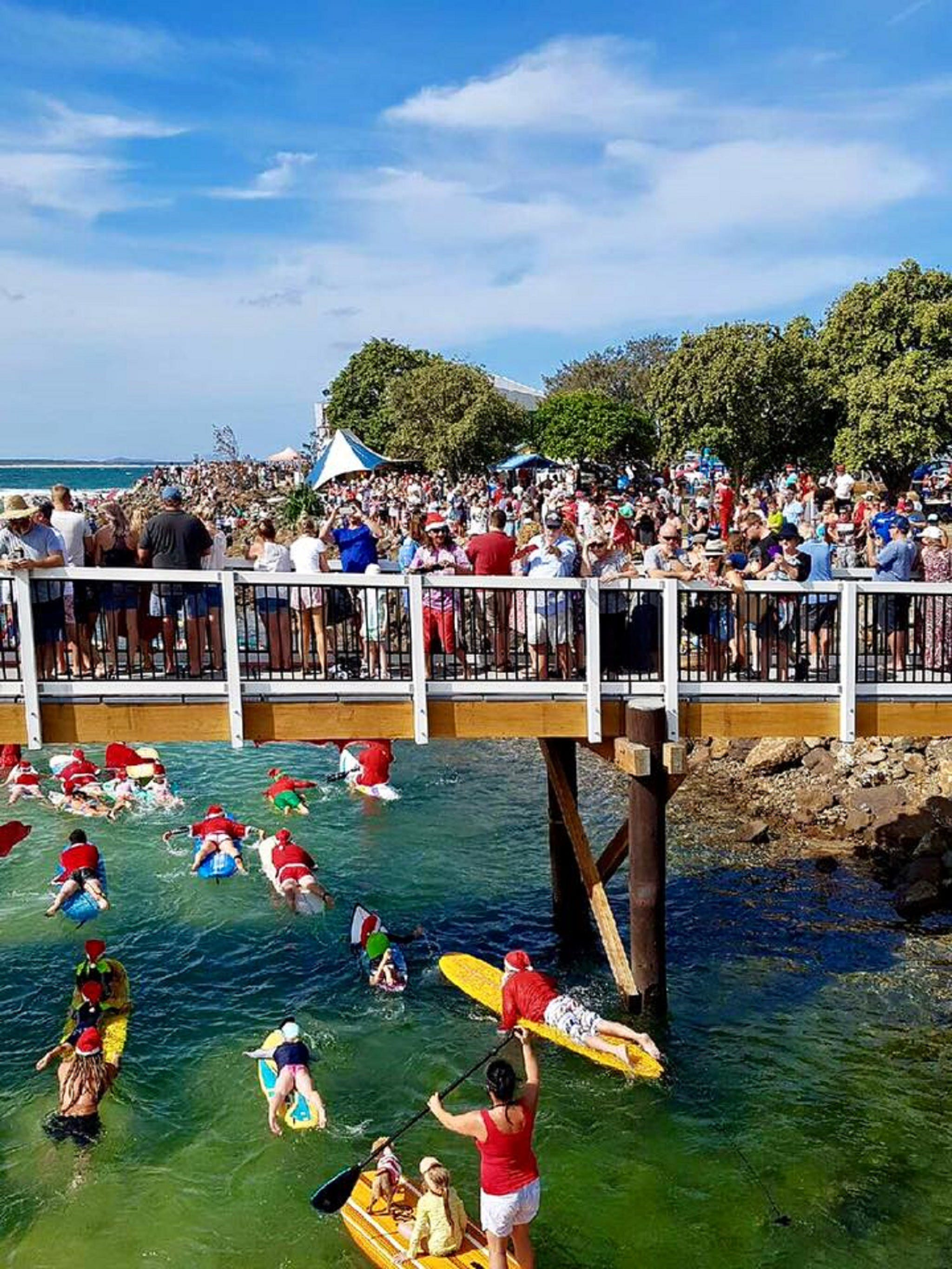 The Crescent Head Santa Surf - Accommodation Sydney