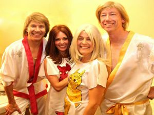 ABBA Gold Tribute Show - Accommodation Sydney