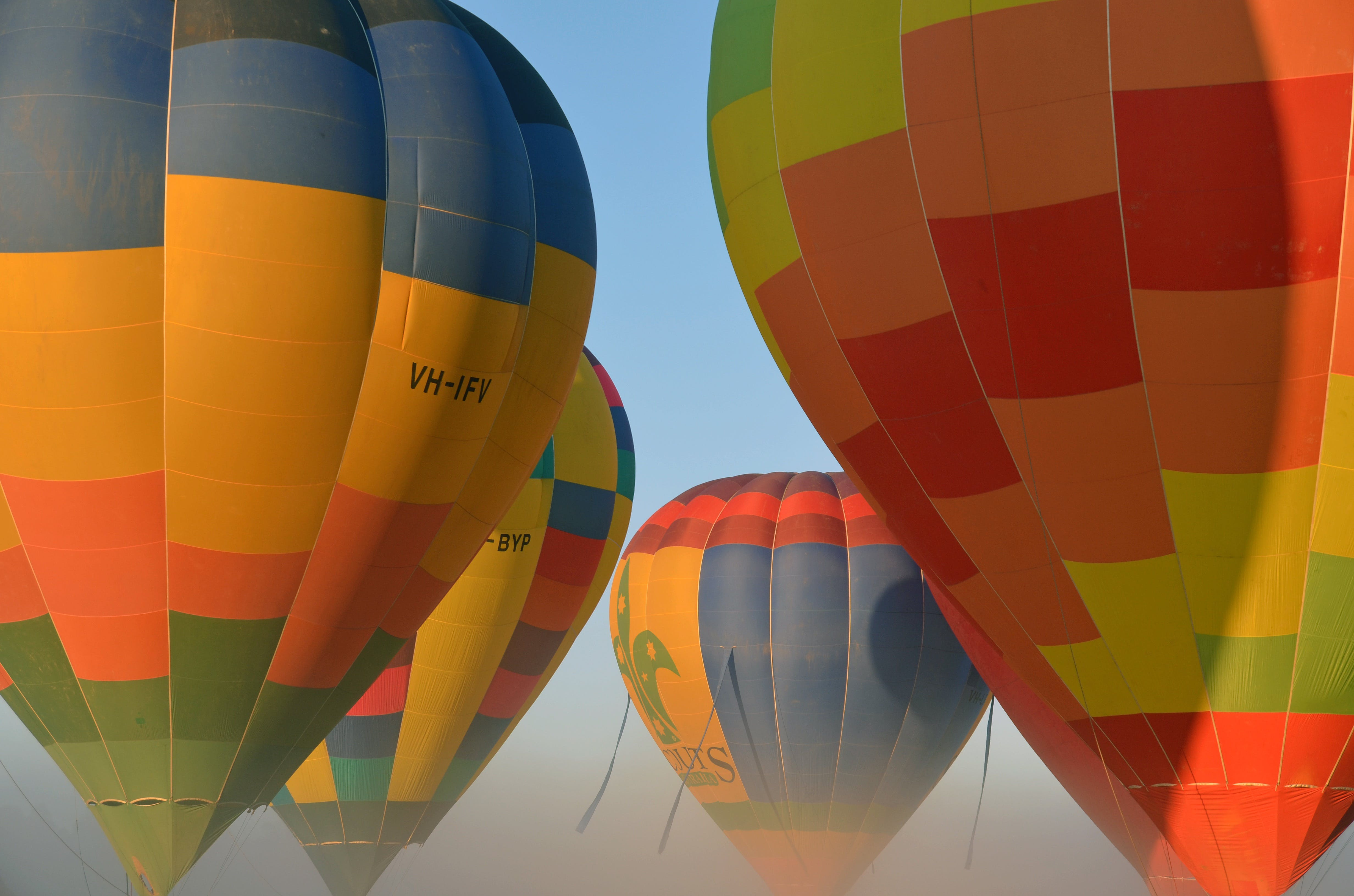 King Valley Balloon Festival - Accommodation Sydney