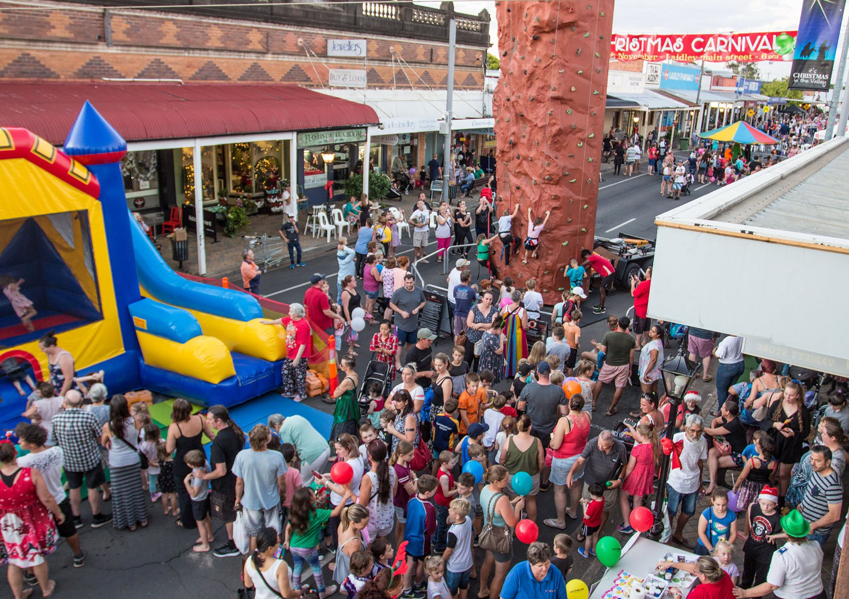 Laidley Christmas Street Festival - Accommodation Sydney