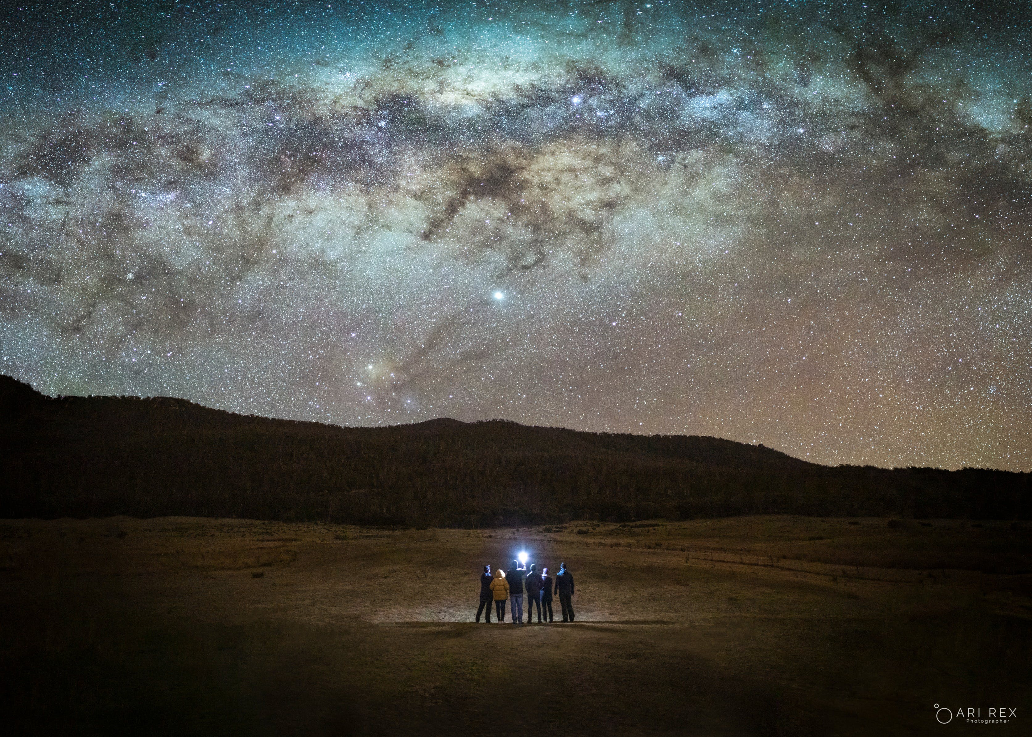 Milky Way Photography Workshop with Ari Rex - Accommodation Sydney