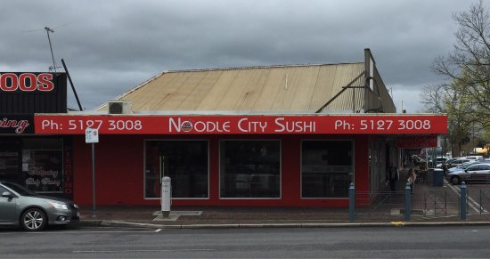Noodle City  Sushi - Accommodation Sydney