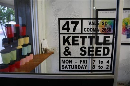 Kettle  Seed Cafe and Coffee Roaster - Accommodation Sydney