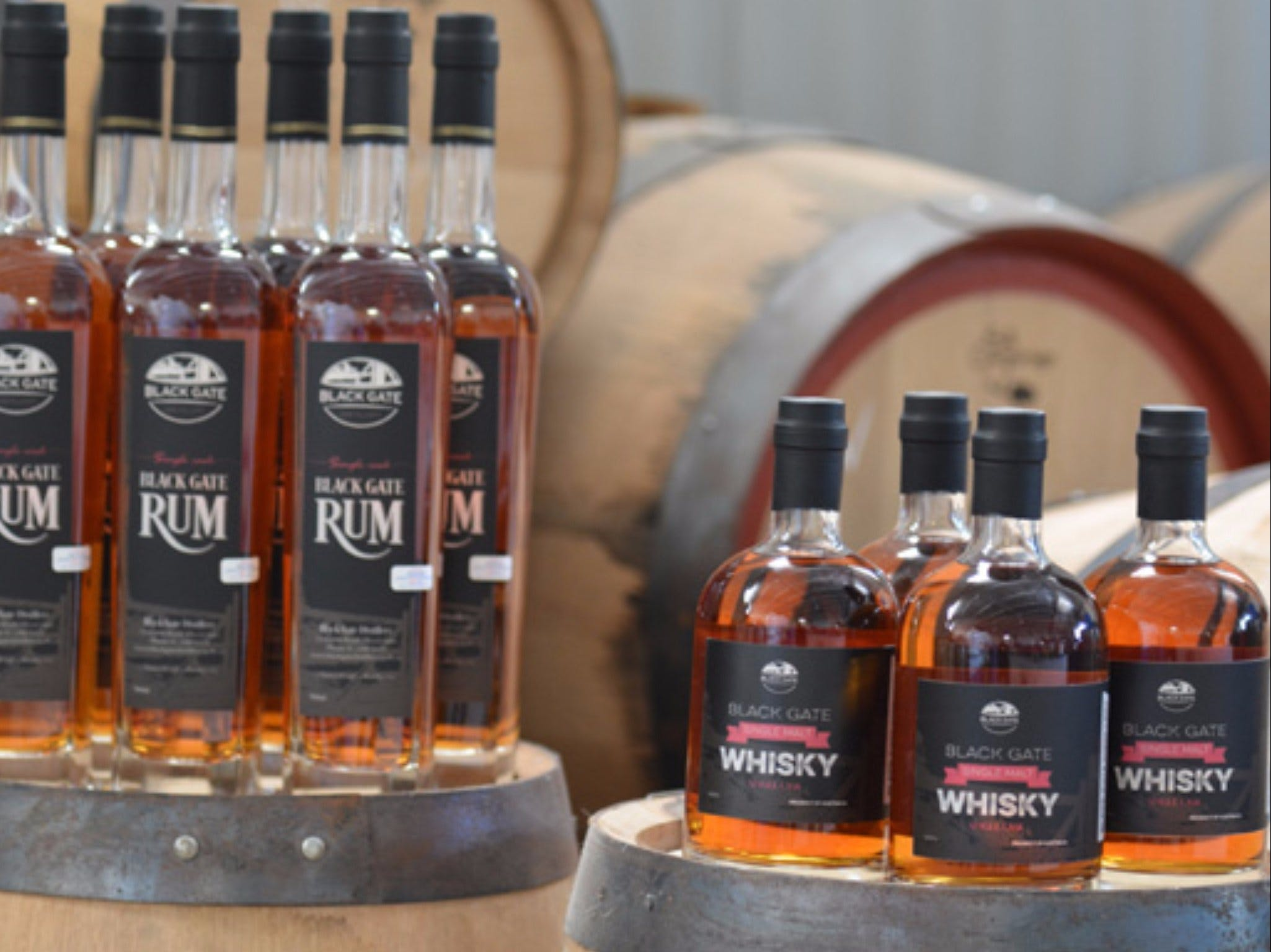Black Gate Distillery Mendooran - Accommodation Sydney