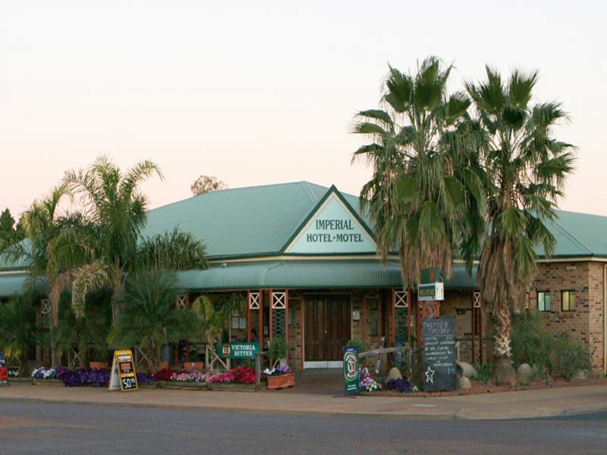 Imperial Hotel Motel Quilpie - Accommodation Sydney