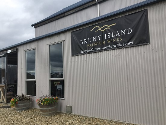 Bruny Island Wines Grill - Accommodation Sydney