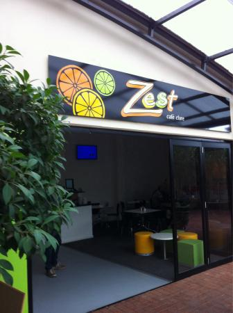 Zest Cafe - Accommodation Sydney