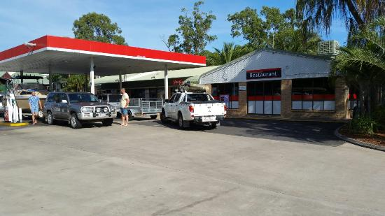 Caltex Agnes Water - Accommodation Sydney
