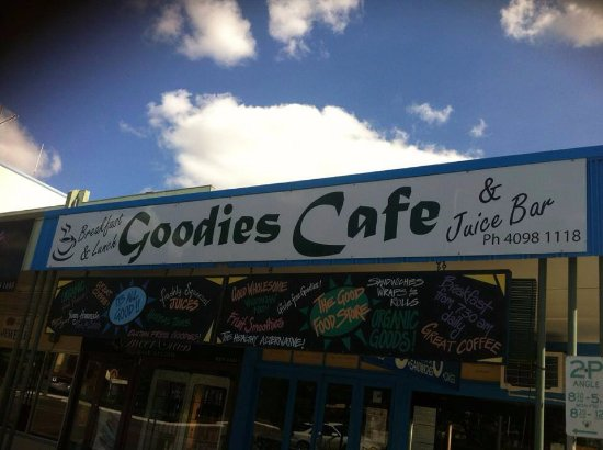 Goodies Cafe - Accommodation Sydney