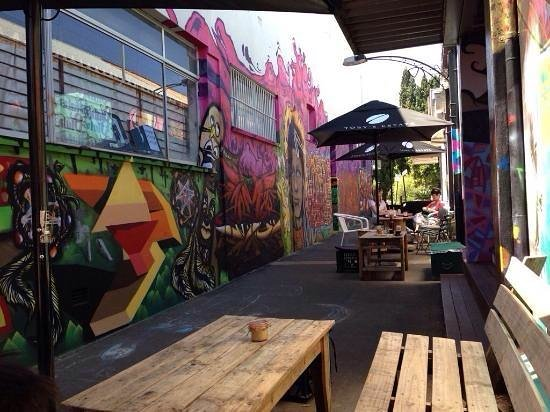 Ground Up Espresso Bar - Accommodation Sydney