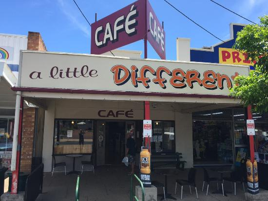A Little Bit Different Cafe - Accommodation Sydney