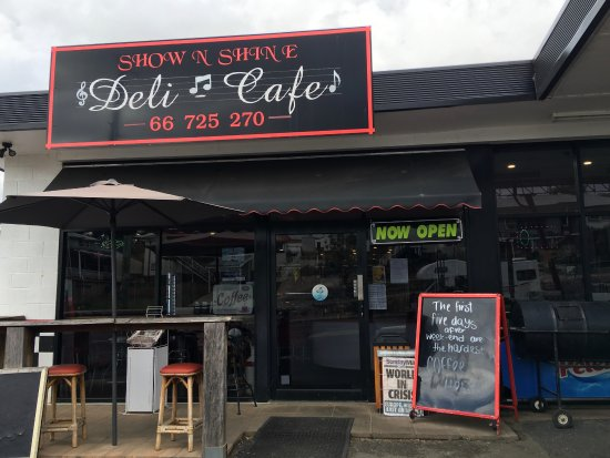 Show  Shine Deli Cafe - Accommodation Sydney