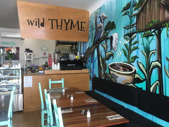Wild THYME Dining - Accommodation Sydney