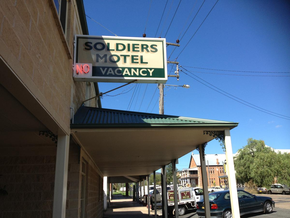 Soldiers Motel - Accommodation Sydney