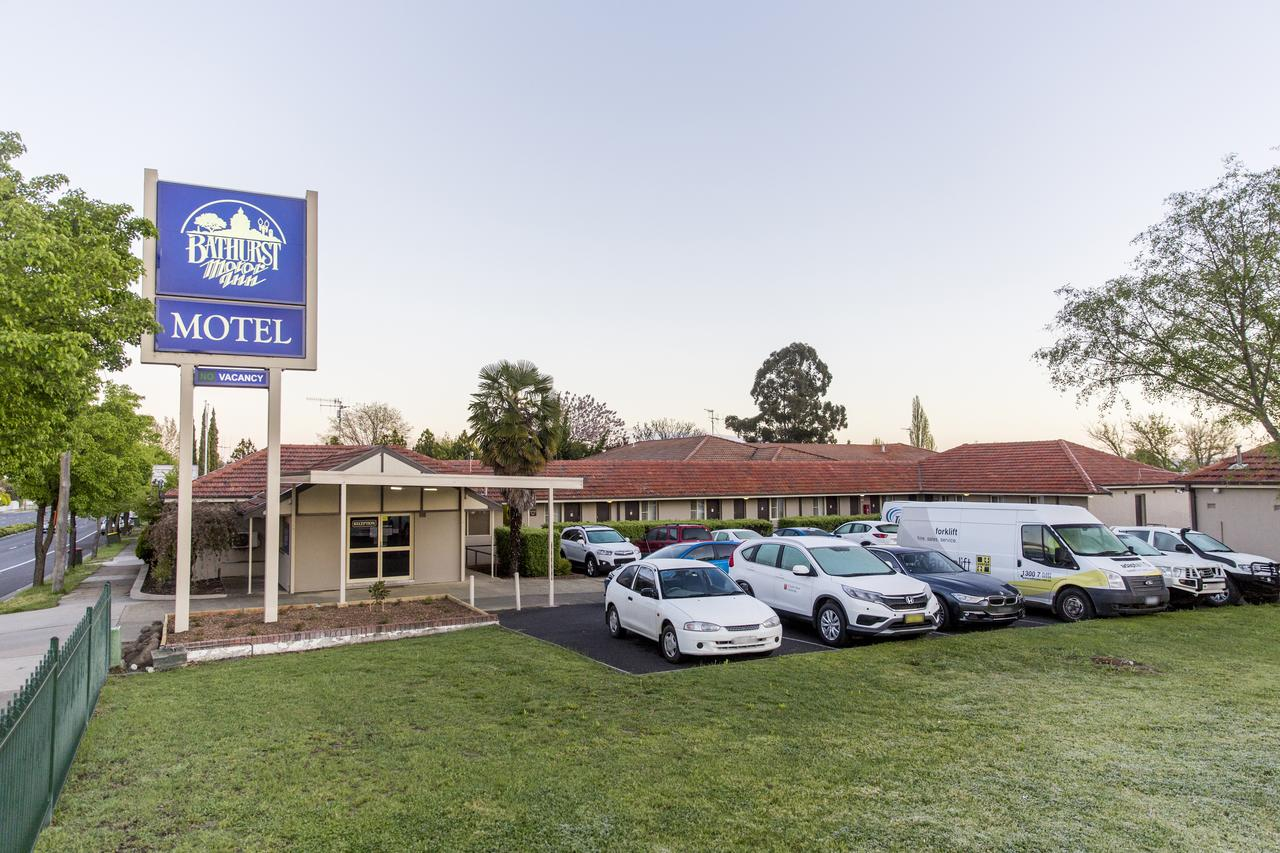 Bathurst Motor Inn - Accommodation Sydney