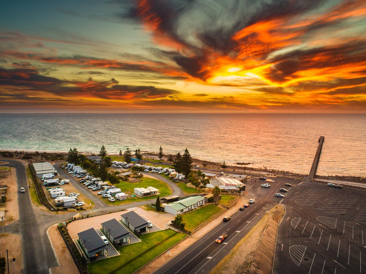 Port Hughes Tourist Park - Accommodation Sydney
