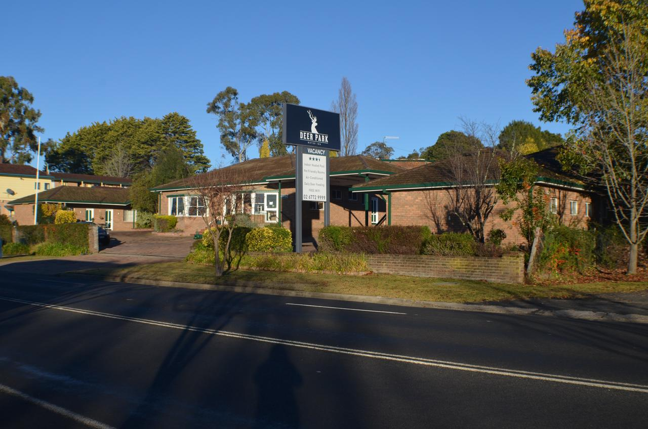 Deer Park Motor Inn - Accommodation Sydney