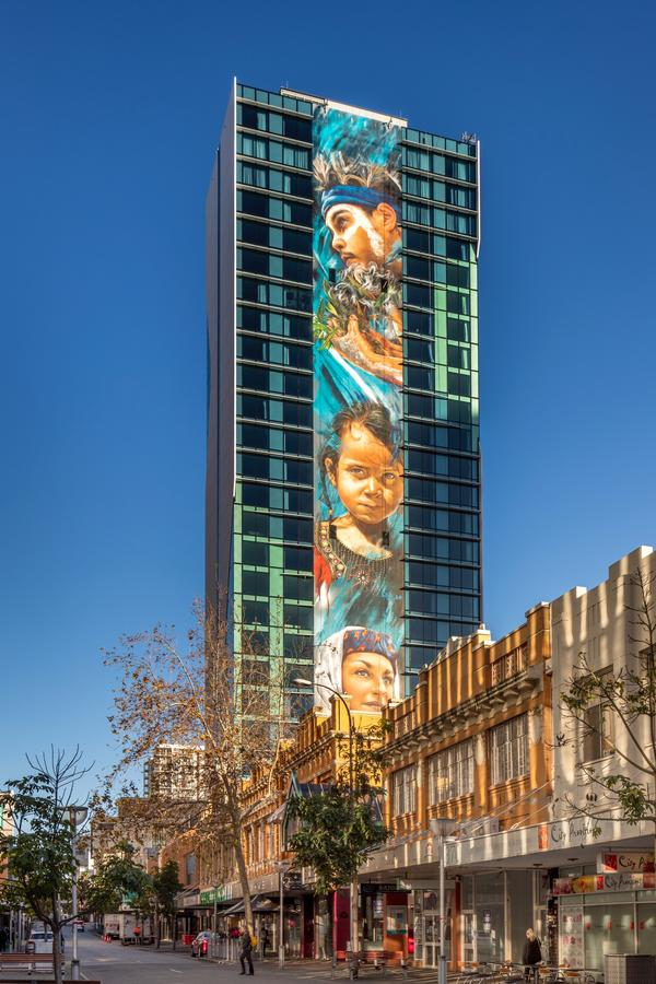 Art Series - The Adnate - Accommodation Sydney