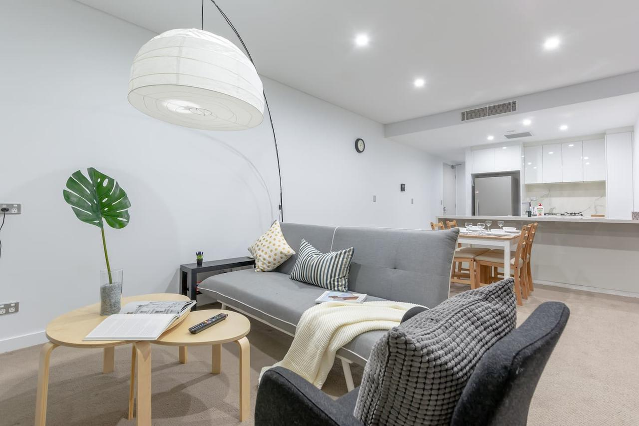 Inner City Stylish apt Walk to Green Square - Accommodation Sydney