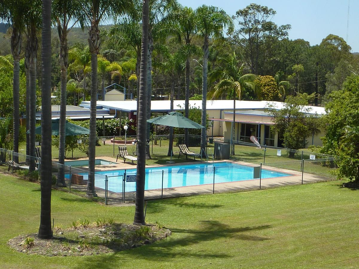 Kempsey Rose Motor Inn - Accommodation Sydney