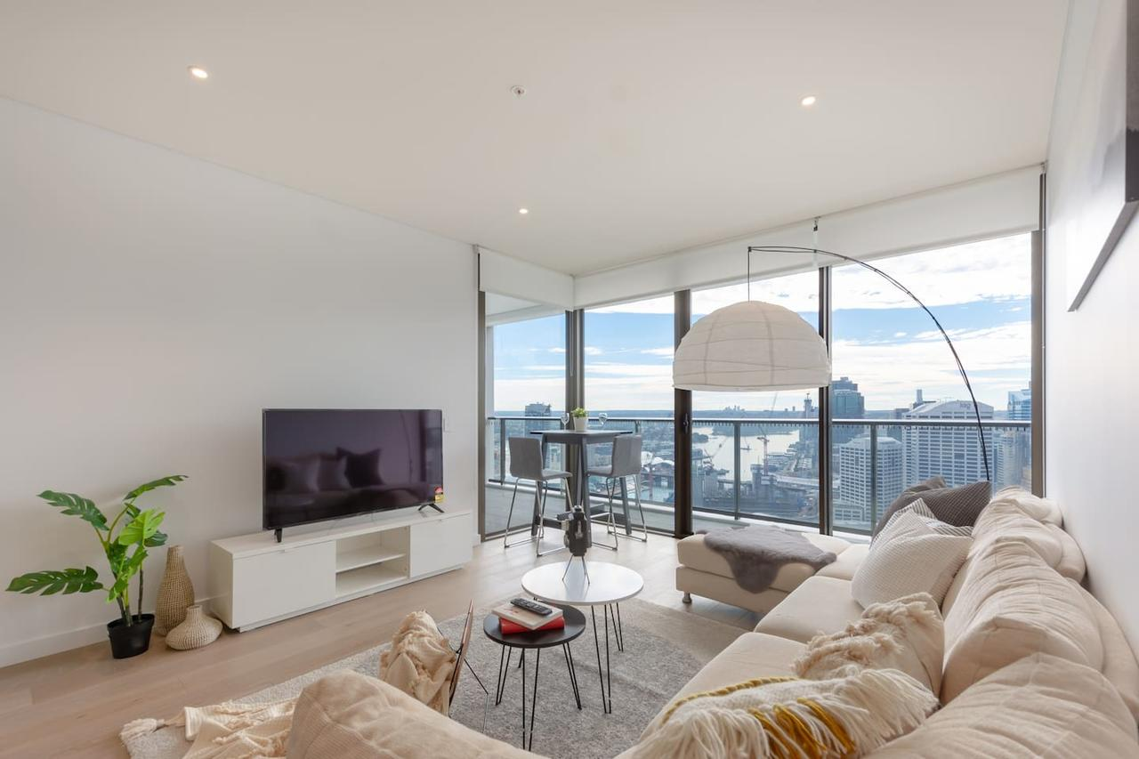 High Rise apt in Heart of Sydney wt Harbour View - Accommodation Sydney