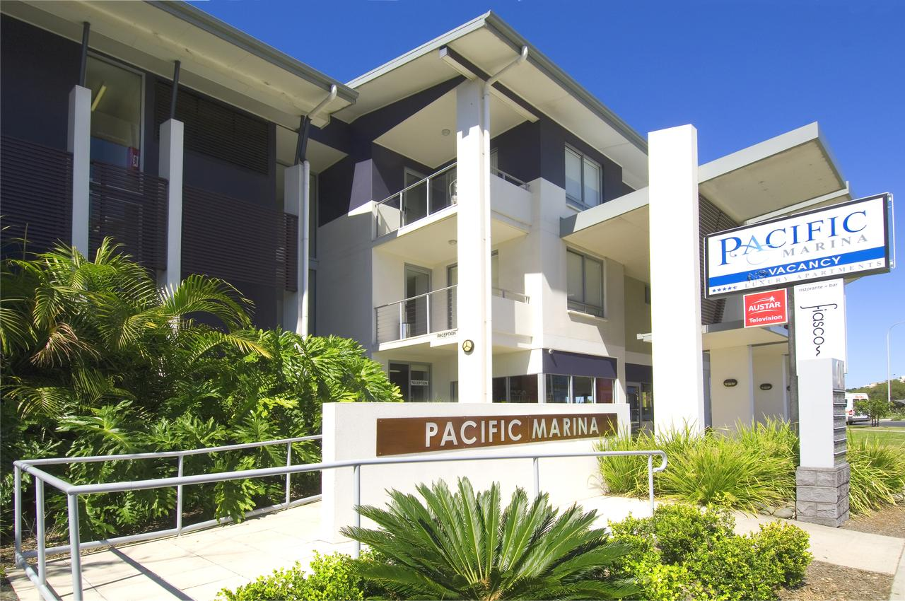 Pacific Marina Apartments - Accommodation Sydney