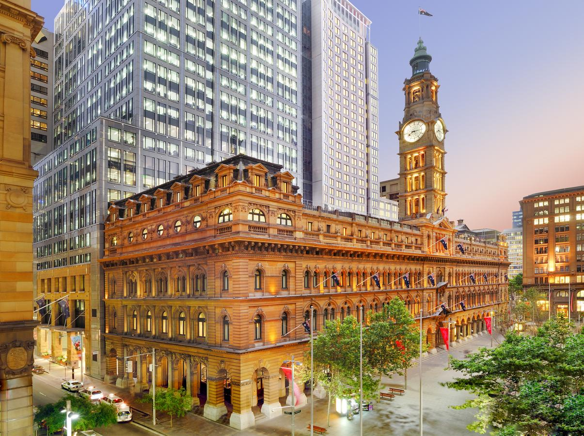 The Fullerton Hotel Sydney - Accommodation Sydney